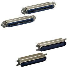CN50 50 Pin Gender Changer Male Female M/M F/F Adapter Coupler SCSI Centronics