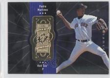 1998 SPx Finite Radiance #254 Pedro Martinez Boston Red Sox Baseball Card