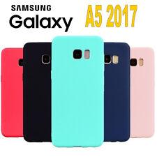 Cover SAMSUNG GALAXY A5 2017 A520 L' ORIGINALE Silicone CUSTODIA Qualità PREMIUM