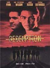 "REDEMPTION DVD Don ""the Dragon"" Wilson Chris Penn James Russo Cynthia Rothrock"