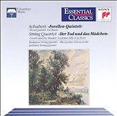 , Schubert: Trout Quintet; Death and the Maiden Quartet, Excellent