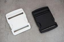 5 - 100 St. Steckschnalle 50mm / Gurtschnalle / Steckverschluss für Gurtband