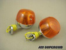 HONDA SS50 CD50 CD65 CD70 SL90 SL100 SL125 CL50 CL70   METAL Turn signal X 2