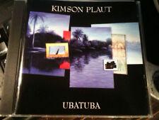"KIMSON PLAUT ""Ubatuba"" cd NM"