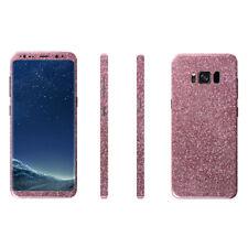Samsung GALAXY s8 Skins glitzerfolie Adesivi Sticker Brillantini Pellicola Protettiva Film
