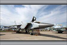 Poster, Many Sizes; Fighter Interceptor Mikoyan-Gurevich Mig-31Bm