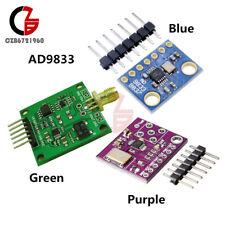 Multicolor AD9833 DDS Signal Generator Module Programmable Microprocessors Sine
