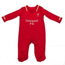 Liverpool FC BABYGROW Schlafanzug alle Größen 100% Baumwolle Onsie Offiziell