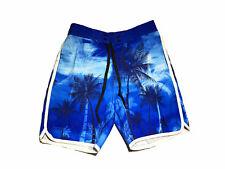 Costume Pantaloncini mare piscina,Body Board bermuda uomo, surf 3 tasche CJM08