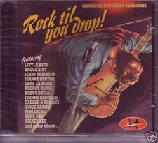 V.A. - ROCK TIL YOU DROP - Teen Rock CD