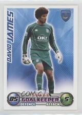 2008 2008-09 Topps Match Attax English Premier League #DAJA David James Card