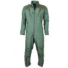 Original British army Polyamid pilot flame-resist suit coverall nomex RAF Green