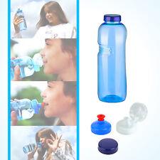 Tritan Botella 1,0 litros/BOTELLA DE AGUA BOTELLA AGUA DEPORTE FITNESS YOGA