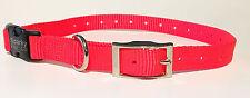 """Sparky Petco 3/4""""E Collar Compatible E Collar Nylon Double Buckle  Strap 3 Color"""