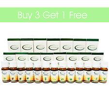 100% de aceites esenciales puros grado terapéutico Aromaterapia Buy 3 Get 1 Free