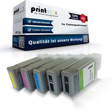 5x Kompatible Tintenpatronen für Canon PFI-102 ink Cartridges Easy Line Serie
