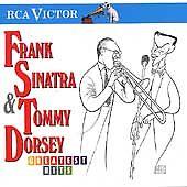 FRANK SINATRA & TOMMY DORSEY - GREATEST HITS CD NEW SEALED