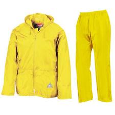 TOP / Regenbekleidung / Regenanzug / Regenjacke und Regenhose Neon Gelb