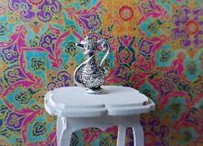 Brocca Shisha Orientale 1:24th scala in metallo scala casa delle bambole in miniatura decorative