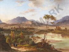 88157 CANCIANI OVERLOOKING VILLACH AUSTRIA Decor WALL PRINT POSTER FR