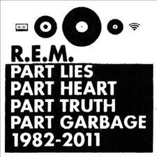 R.E.M. - PART LIES, PART HEART, PART TRUTH, PART GARBAGE: 1982-2011 [SLIPCASE] N