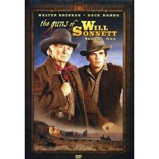 THE GUNS OF WILL SONNETT SEASON ONE Walter Brennan Jack Nicholson NEW DVD