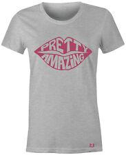 "Pretty Amazing-Women/Juniors T-Shirt to Match Air Retro 12 GS ""Vivid Pink"" Girls"