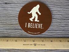 Denver Great Divide Brewery Beer Sticker Colorado Bigfoot Yeti Sasquatch Brewing