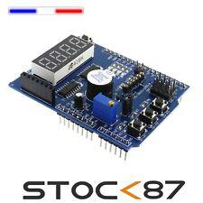 5229# arduino UNO R3 shield multifonction-Multi Function Shield for Arduino UNO