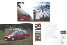 Subaru Legacy 1.8 & 2.2 1989-91 Original UK Sales Brochure Pub. No. SB029