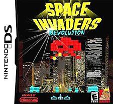 Space Invaders Revolution (Nintendo DS, 2005)(JP) NEW