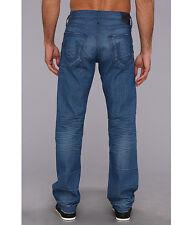 NEW True Religion Brand Jeans Mens Bobby Straight Horizon Renegade Blue Denims
