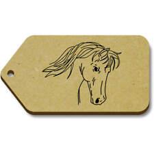 'caballo' Regalo/etiquetas de equipaje (paquete de 10) (vTG0004109)