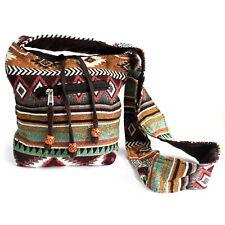 Jacquard Nepal Sling Bag, Shoulder Bag, Boho Chic, Hippy, Festival Bag Bohemian