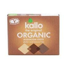 Kallo Organic Champignon Stock Cubes 66 g