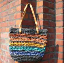 Tasche aus Maisstroh - schön und praktisch  *NEU*