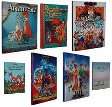 WALT DISNEY-CENTURY FOX-GRIMM-libri per bambini-Hardcover-Classico-rarità - RARO