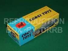 CORGI #219 Plymouth Sport Suburban-riproduzione Box da drrb