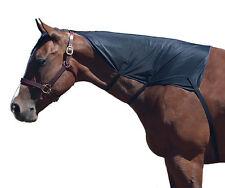 Sleazy Sleepwear for Horses Mesh Mane Tamer Small Black