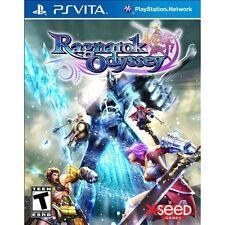Ragnarok Odyssey (NEW Sony PS Vita, 2012)