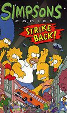 SIMPSONS COMICS STRIKE BACK Tpb + Treasure Trove Digest