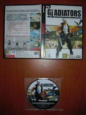 The Gladiators [PC DVD-ROM] Arxel Tribe, 'Colección Micromanía' Versión Española