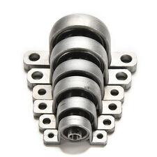 8/10/15/17/20/25mm Bore Diameter Mounted Bearings Ball Bearing Pillow Block hcu