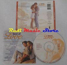 CD BEST OF LOVE 2 1997 BACKSTREET BOYS CELINE DION MICHAEL JACKSON no mc lp(C11)