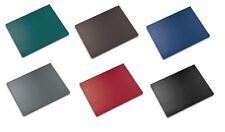Läufer Schreibtischunterlage Durella 3-Schichten Aufbau 52x65 Farbauswahl