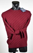 Maglione Ocean Star misto lana merino pettinata e lavorata girocollo in 3 colori