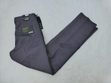NWT MENS APT 9 POLISHED CHINO MODERN FIT FLAT FRONT PANTS $55 METAL APCP8105