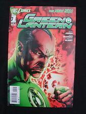 Green Lantern #1 - 2nd Printing - VF+ / NM - New 52