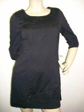 Charming Clothes Joan dress noir robe perles NEUF