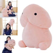 1Pc Kawaii Cute Plush Penis Toy Doll Soft Stuffed Simulation Penis Sofa Decor